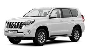 Toyota Land Cruiser -