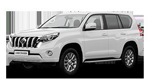 Toyota Land Cruiser -